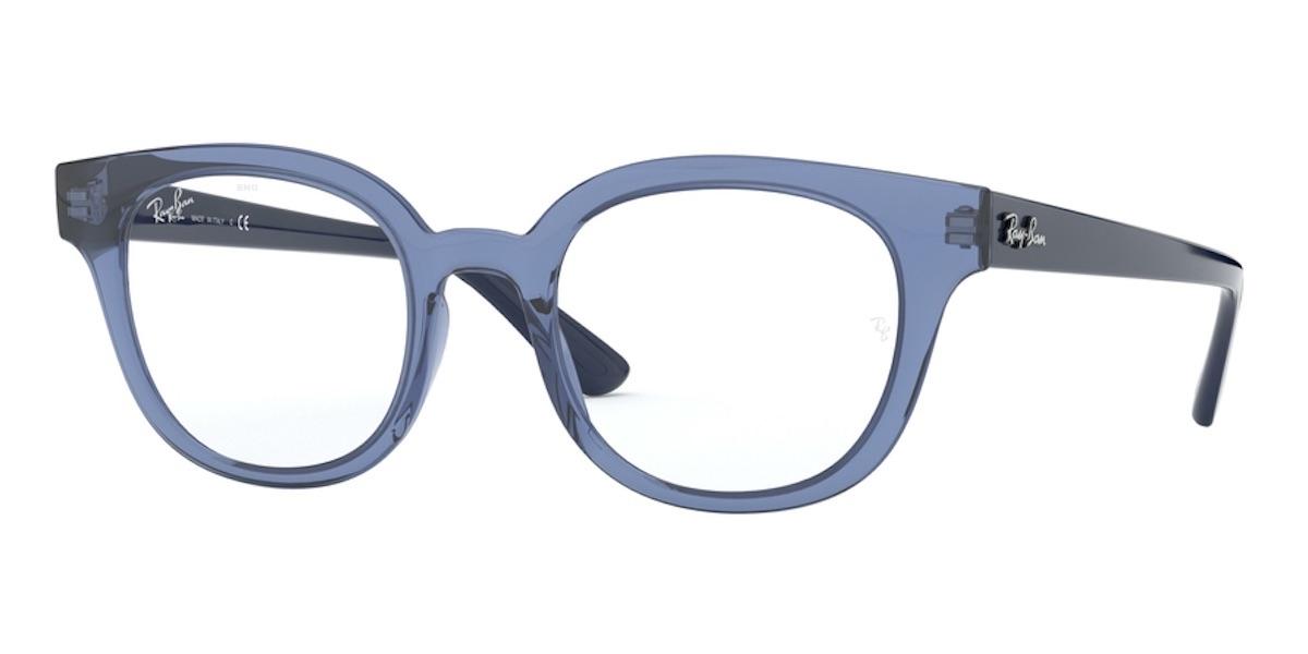 Ray-Ban RX4324V 5941 - Transprent Blue