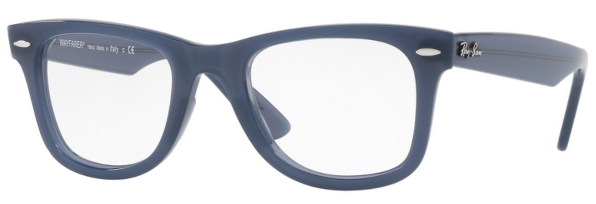 Ray-Ban RX4340V Wayfarer - 5747 Blue