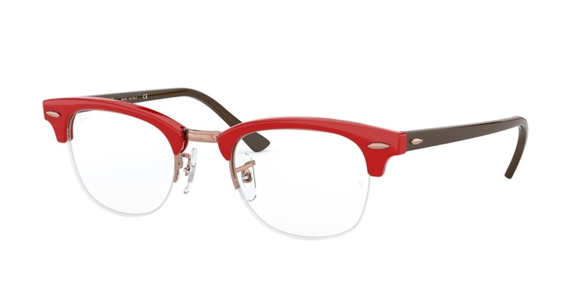 Ray-Ban RX4354V 5904 - Red