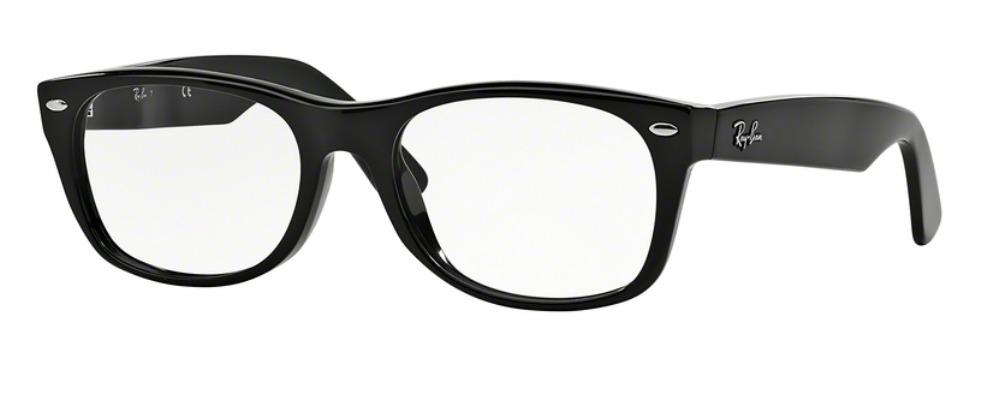 Ray-Ban RX5184 2000 Shiny Black