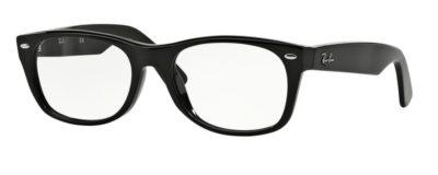 Ray-Ban RX5184F - 2000 Shiny Black