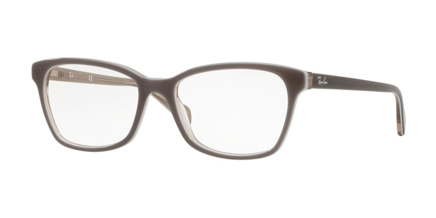 Ray-Ban RX5362 5778 - Top Grey / Ice / Transparent Beige