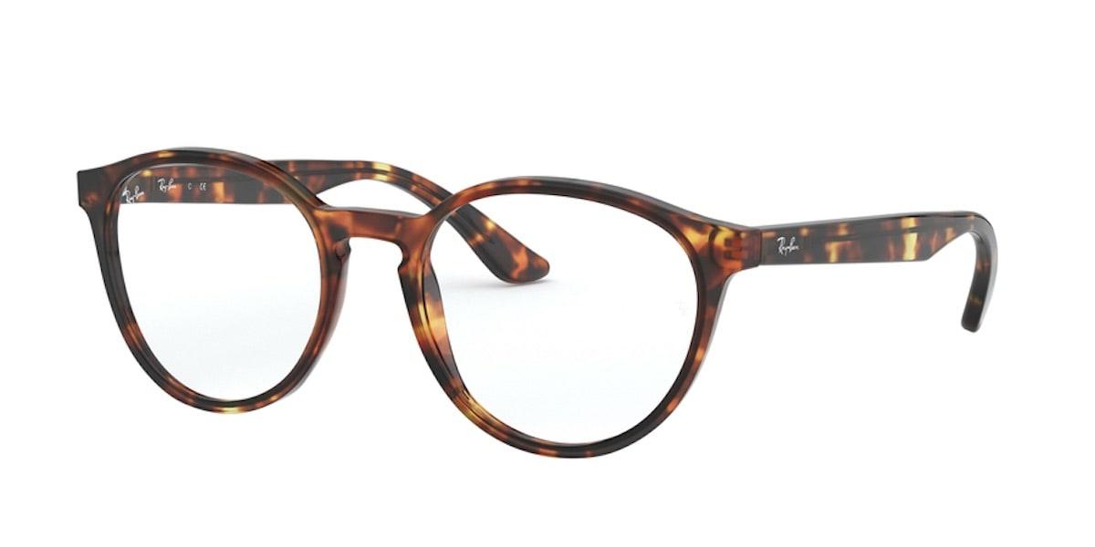 Ray-Ban RX5380F 5947 - Havana Opal Brown