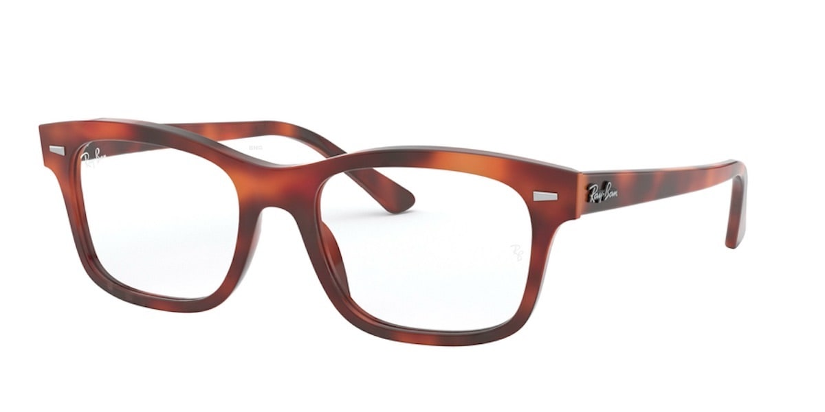 Ray-Ban RX5383F 5944 - Havana Opal Brown