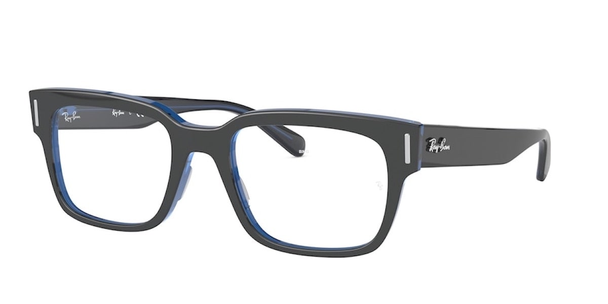 Ray-Ban RX5388 5988 - Grey on Top Transparent Blue
