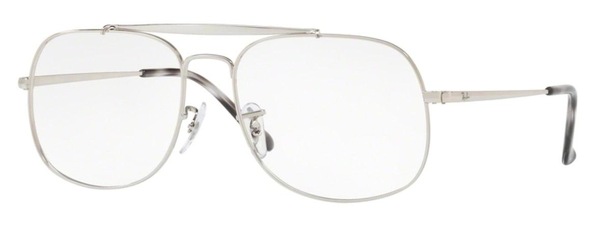 Ray-Ban RX6389 - 2501 Silver