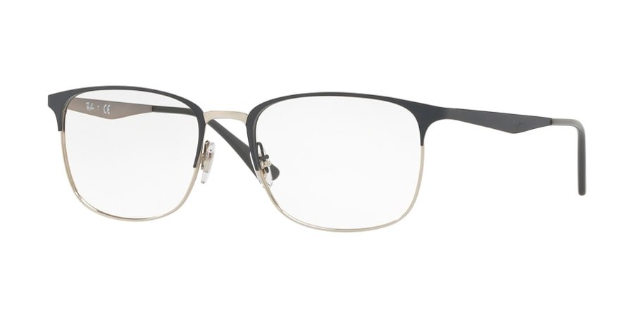 Ray-Ban RX6421 3004 - Silver on Top Grey