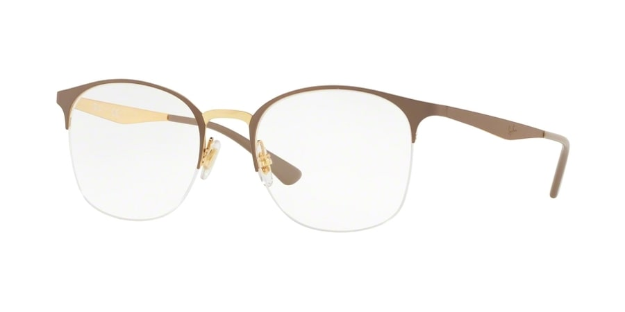 Ray-Ban RX6422 3005 - Gold on Top Matte Beige
