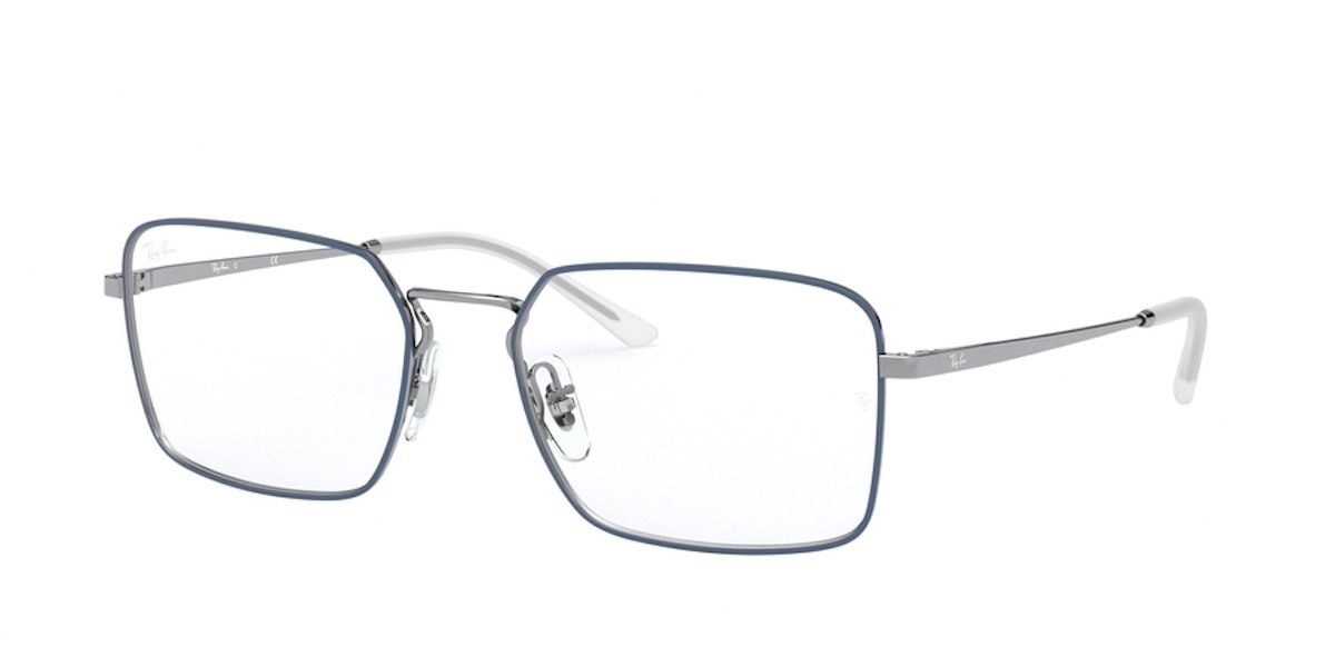 Ray-Ban RX6440 2981 - Top Blue on Gunmetal