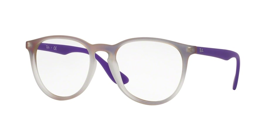 Ray-Ban RX7046 5600 - Violet Gradient / Rubber
