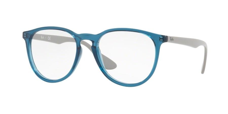 Ray-Ban RX7046 5732 - Transparent Blue