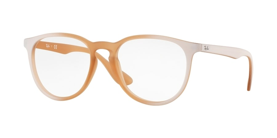 Ray-Ban RX7046 5818 - Pink on White Gradient