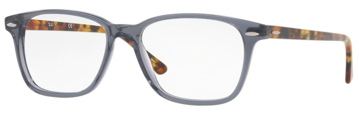 Ray-Ban RX7119F - 5629 Shiny Opal Grey