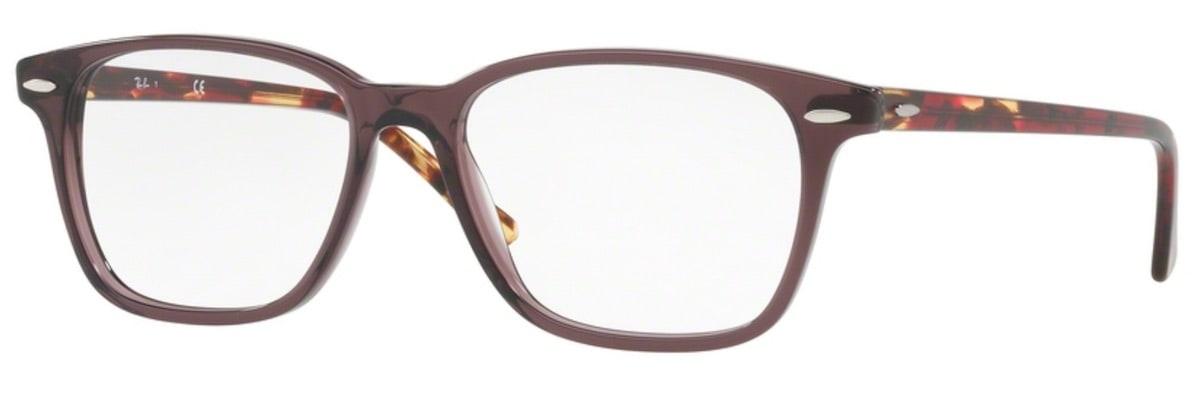 Ray-Ban RX7119F - 8023 Opal Brown