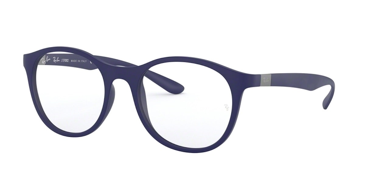 Ray-Ban RX7166 5207 - Sand Blue