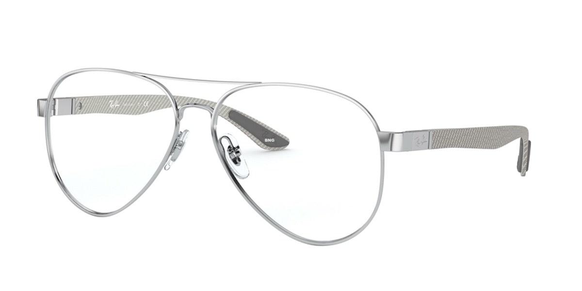 Ray-Ban RX8420 2501 - Silver