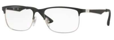 Ray-Ban RY1052 - 4055 Silver Top Matte Black
