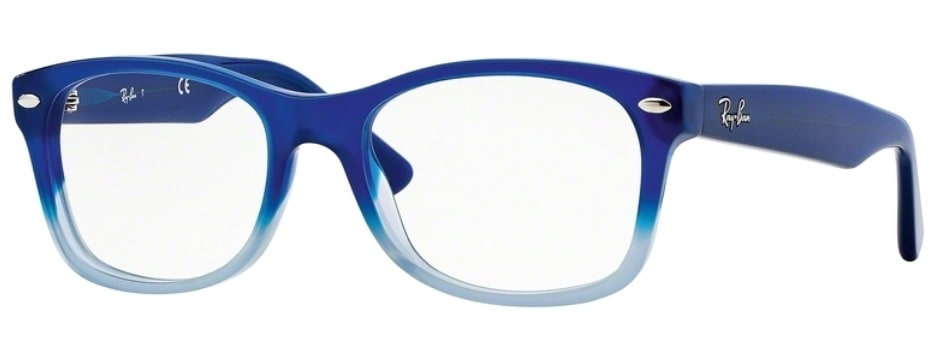 Ray-Ban RY1528 - 3581 Opal Blue (Faded Opal Azure)