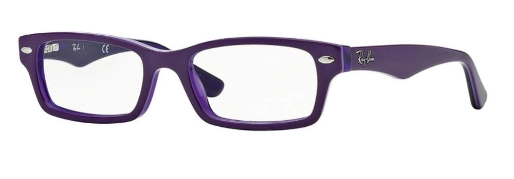Ray-Ban RY1530 - 3589 Top Violet on Violet