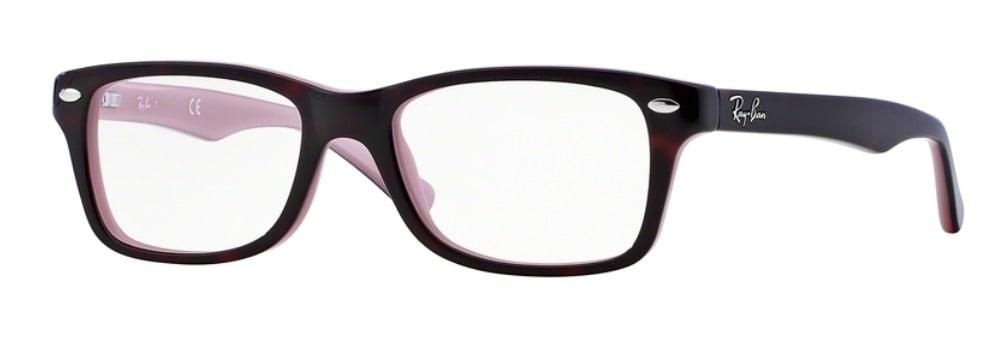 Ray-Ban RY1531 - 3580 Top Havana on Opal Pink