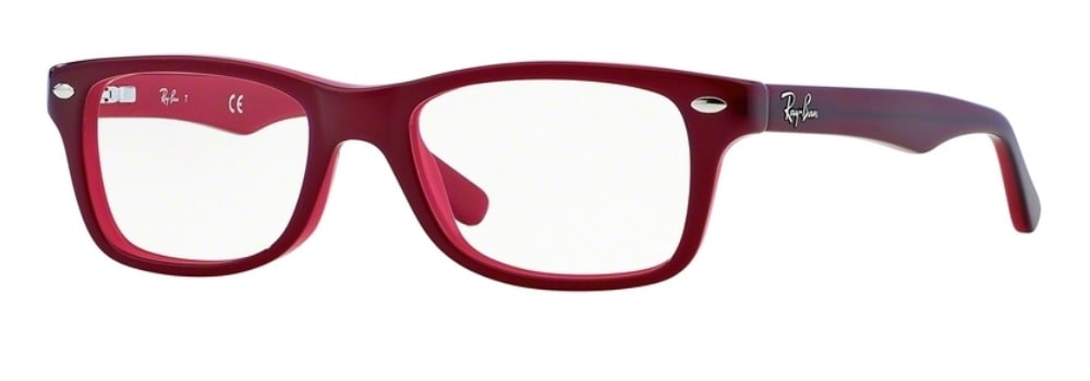 Ray-Ban RY1531 - 3592 Top Red on Red