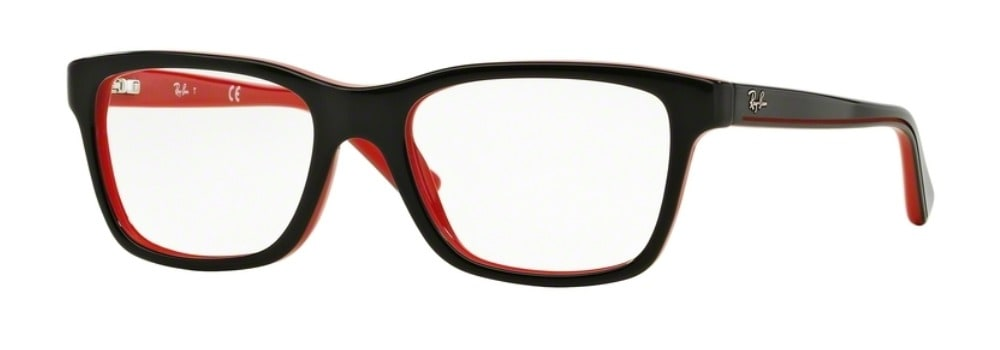 Ray-Ban RY1536 - 3573 Top Black on Red