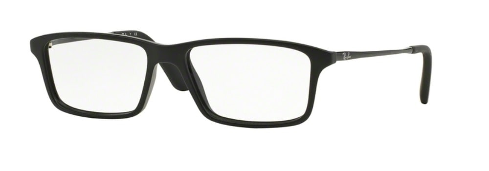 Ray-Ban RY1541 - 3615 Rubber Black
