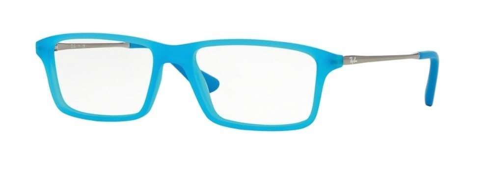 Ray-Ban RY1541 - 3616 Rubber Azure