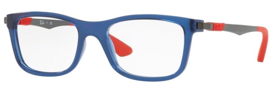 Ray-Ban RY1549 - 3734 Transparent Blue