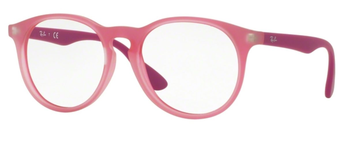 Ray-Ban RY1554 - 3671 Rubber Violet
