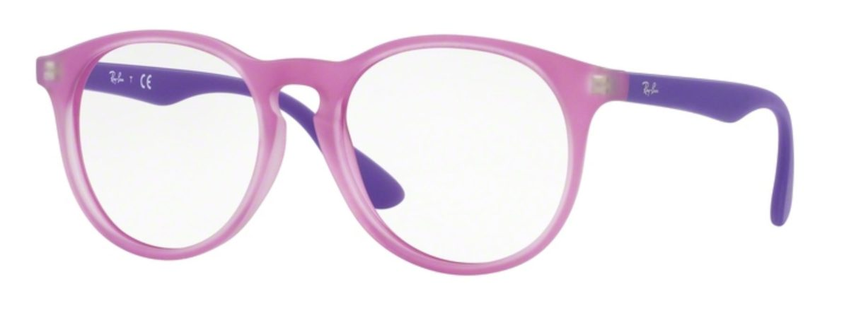 Ray-Ban RY1554 - 3672 Rubber Fuxia