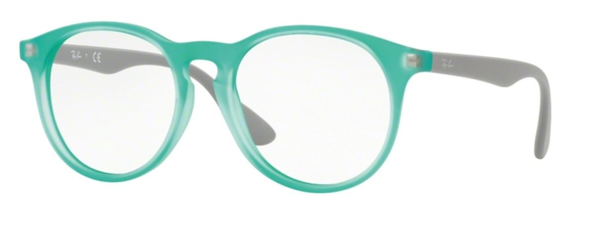 Ray-Ban RY1554 - 3673 Rubber Turquoise