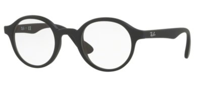 Ray-Ban RY1561 - 3615 Rubber Black