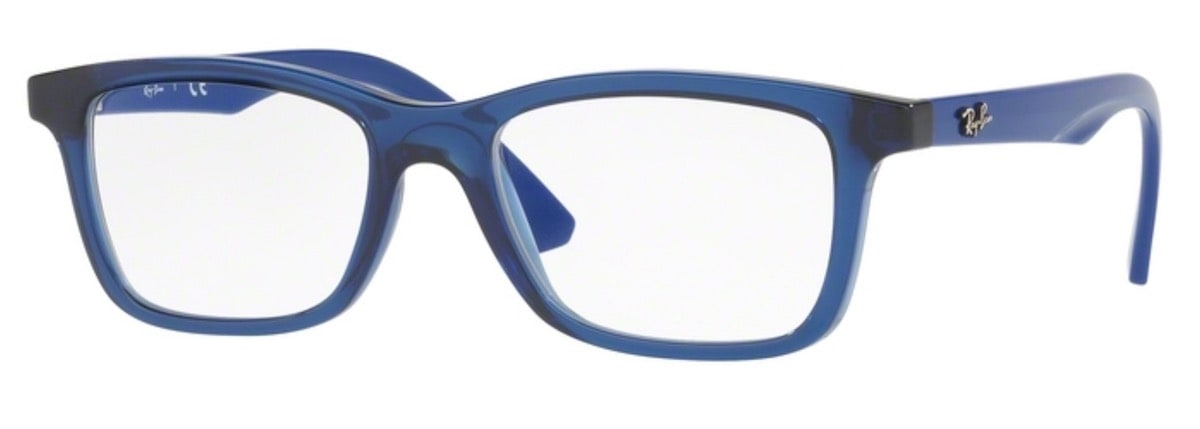 Ray-Ban RY1562 - 3686 Transparent Blue
