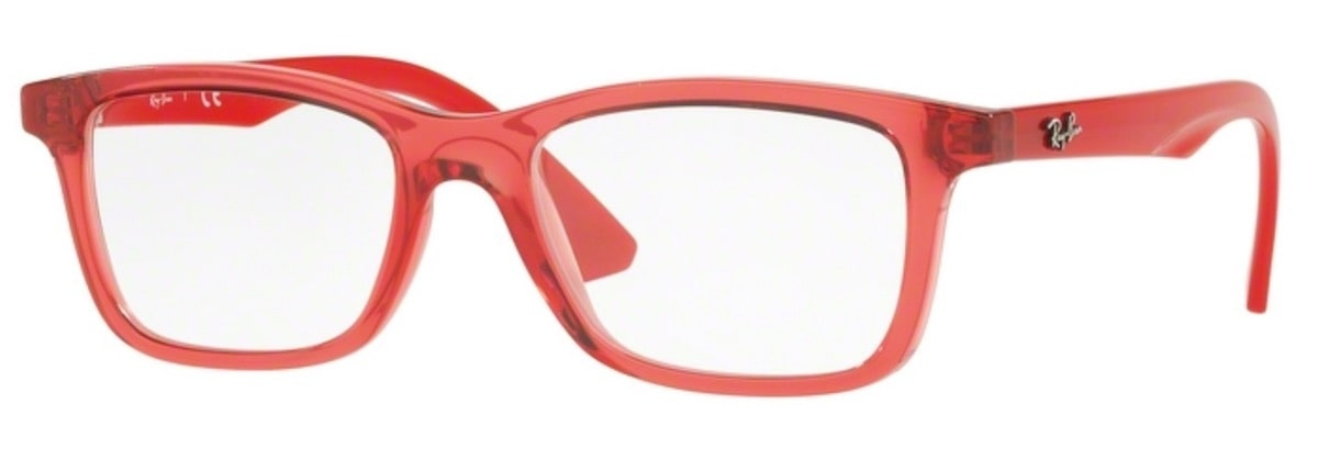 Ray-Ban RY1562 - 3687 Transparent Red