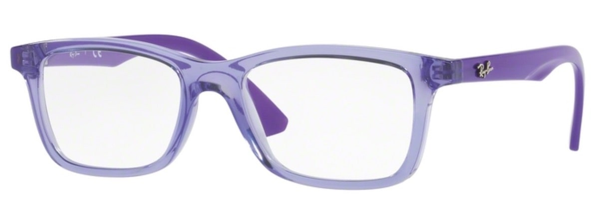 Ray-Ban RY1562 - 3688 Transparent Violet