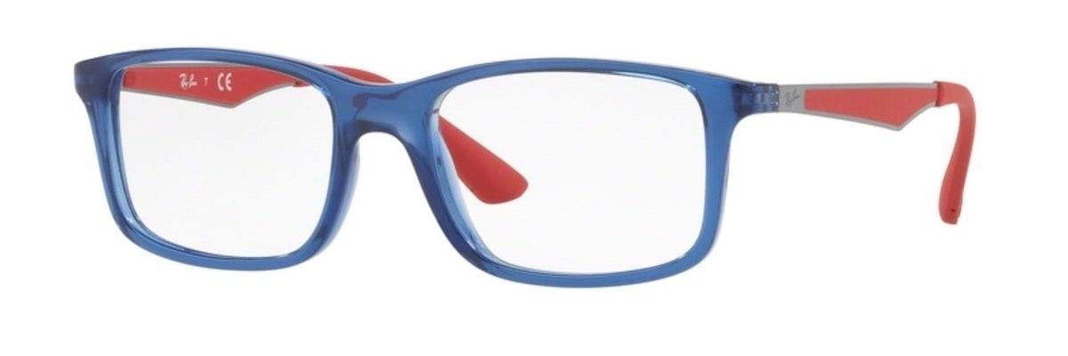 Ray-Ban RY1570 - 3721 Transparent Blue