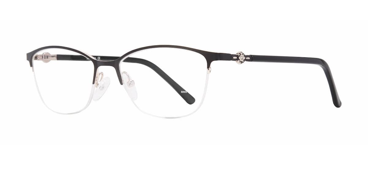 Serafina Eyewear Anya - Black