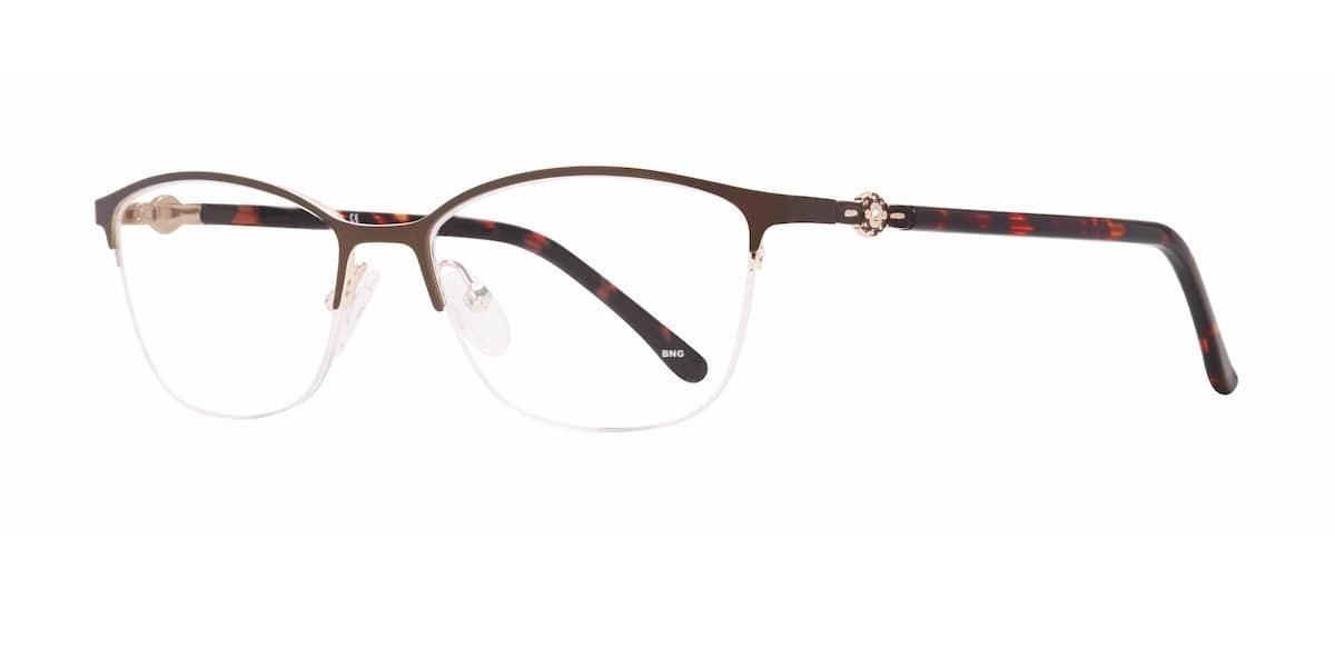 Serafina Eyewear Anya - Brown