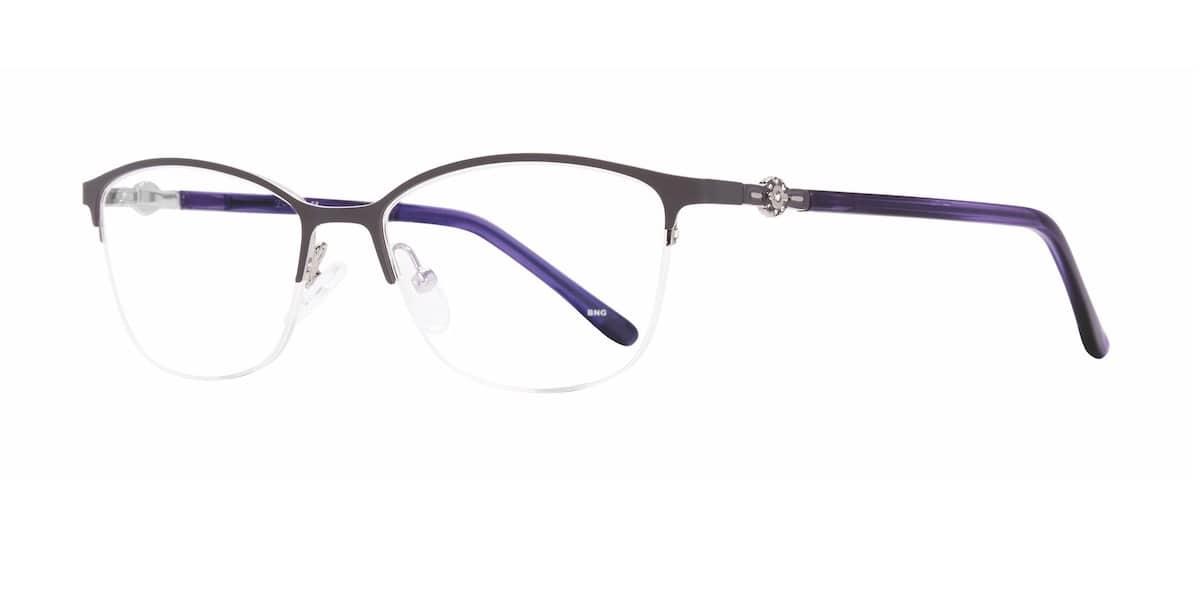Serafina Eyewear Anya - Violet