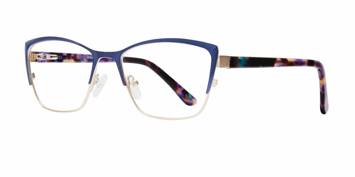 Serafina Eyewear - Cali, Blue