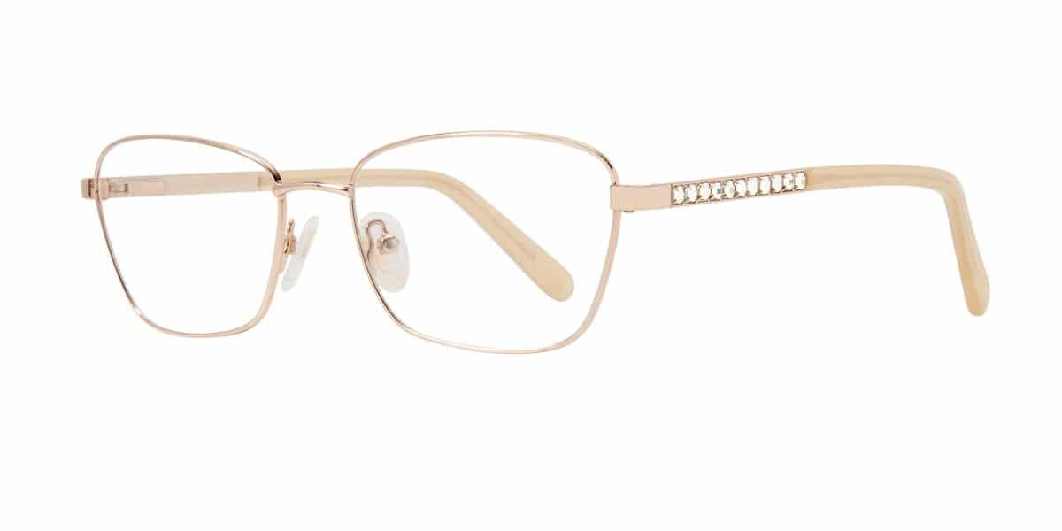 Serafina Eyewear - Camille, Gold