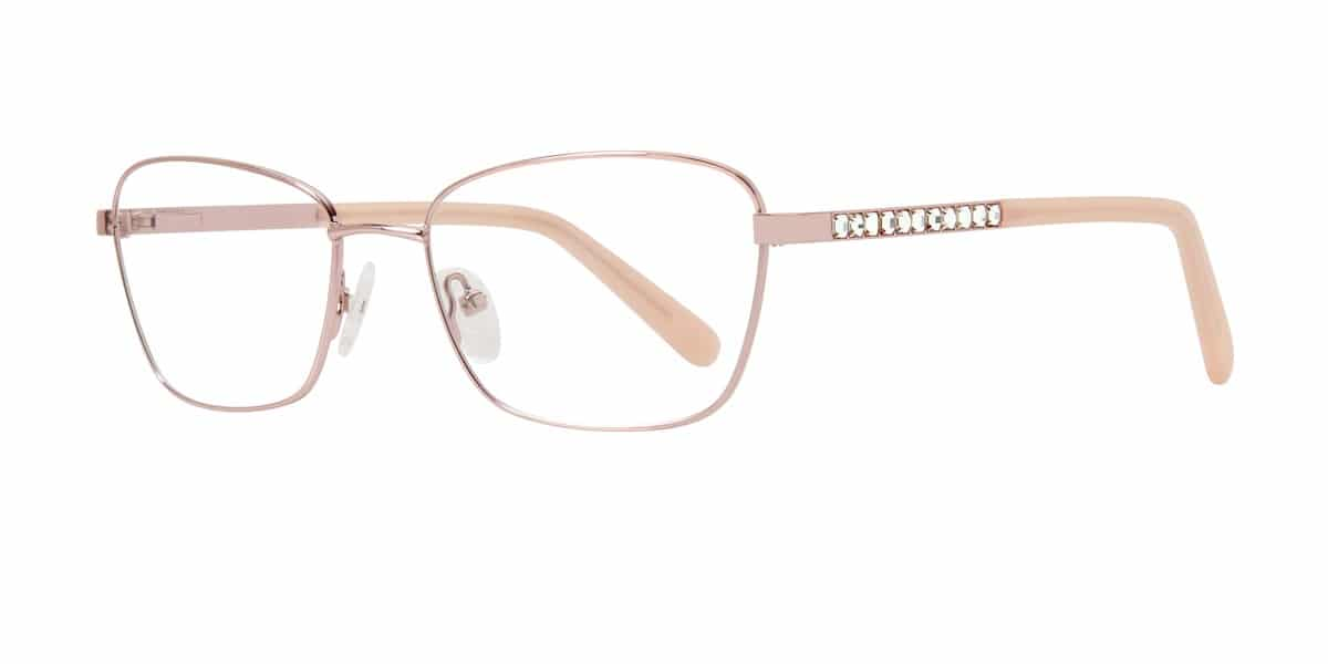 Serafina Eyewear - Camille, Light Pink