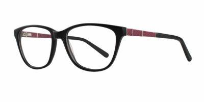 Serafina Eyewear - Deena, Black