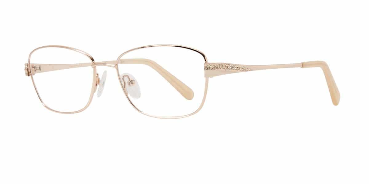 Serafina Eyewear - Esther, Gold