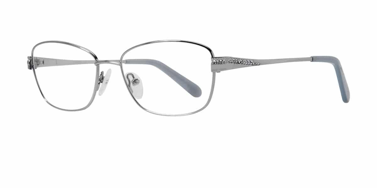Serafina Eyewear - Esther, Light Gunmetal