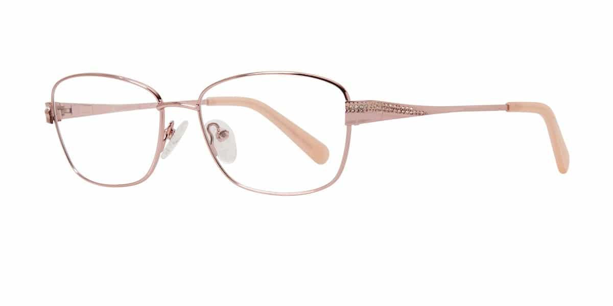 Serafina Eyewear - Esther, Light Pink