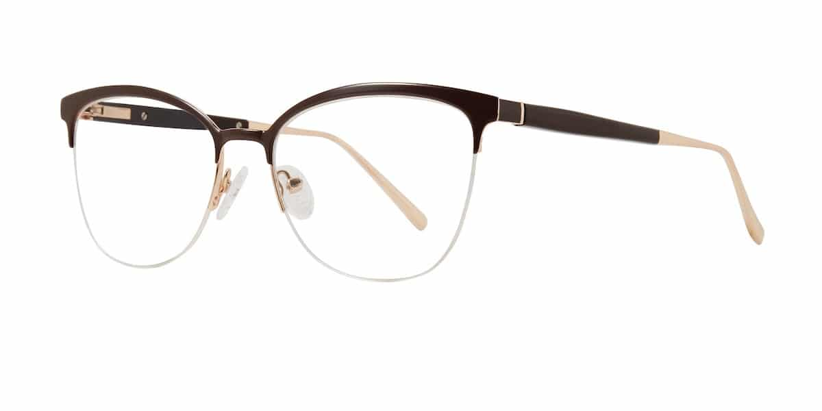 Serafina Eyewear - Jocelyn, Brown