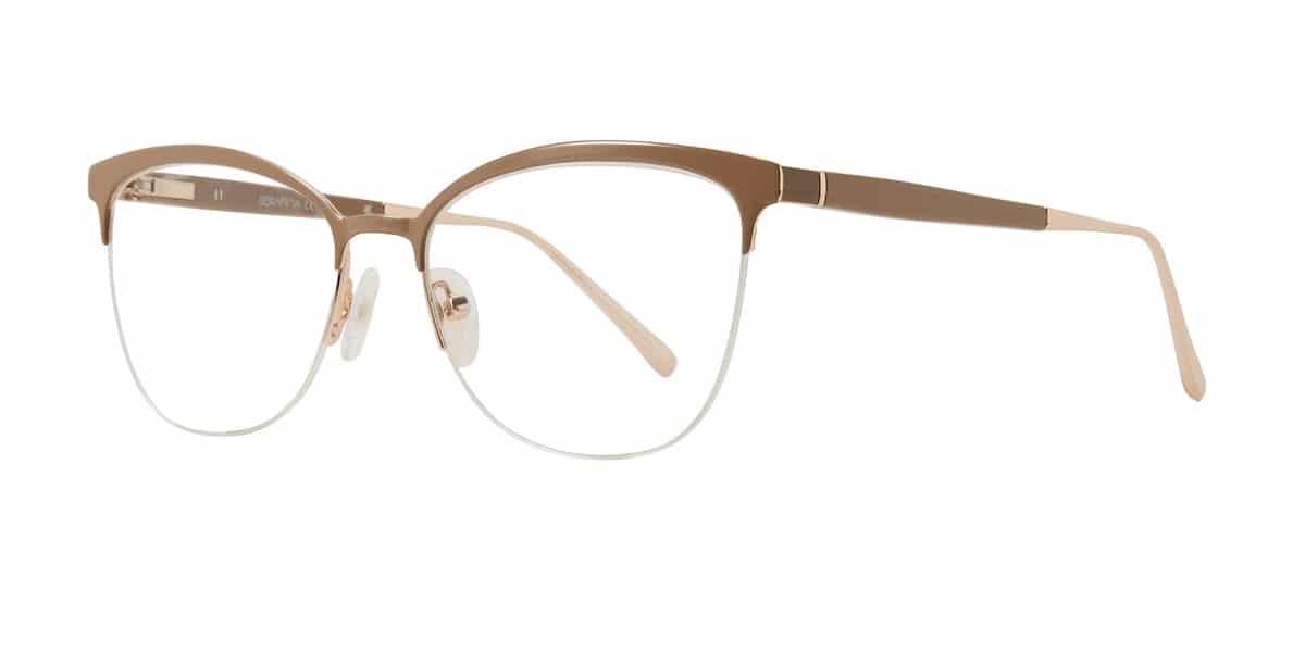 Serafina Eyewear - Jocelyn, Taupe