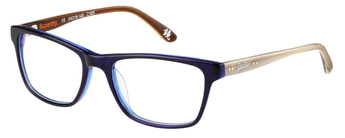 Superdry 15001 - 105 Gloss Blue Crystal